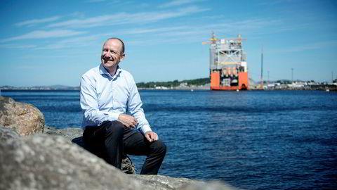 – Vi har større kontantstrøm enn det vi har investeringsmuligheter til, sier Spirit Energy Norge-sjef Dag Omre.