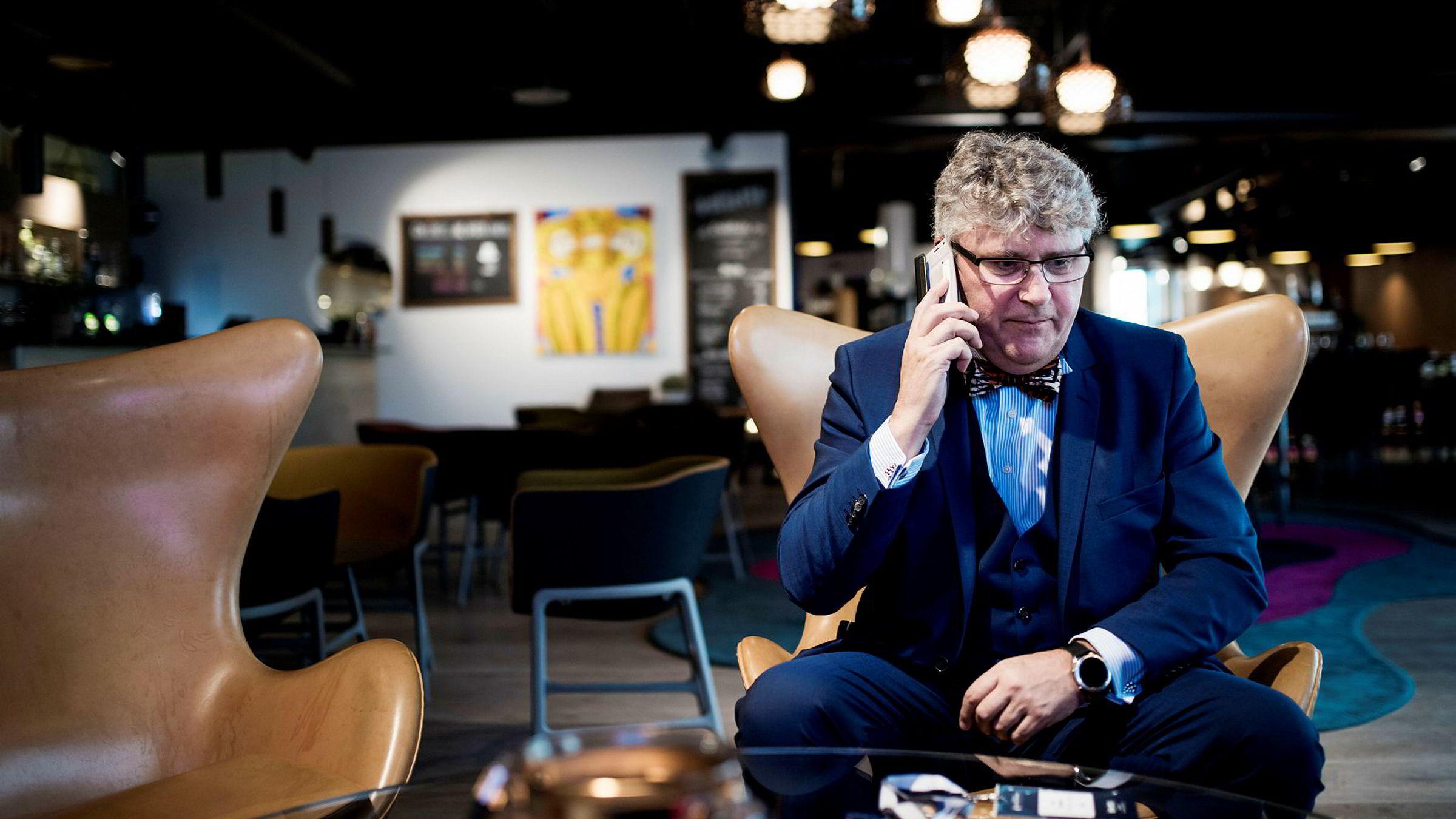 Tidligere Siva-sjef Erik Haugane mener det er organisasjonen og kulturen i selskapet det er noe galt med når to sjefer har gått på tre år.