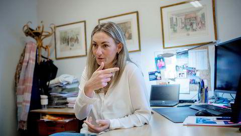 Fagsjef Camilla Nervik i Datatilsynet forteller om en kraftig økning i avviksmeldinger om brudd på personvernregler.