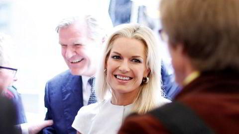 Celina Midelfart gjorde i 2017 sitt beste resultat noensinne, og på ti år har hun nå tjent til sammen 540 millioner kroner.