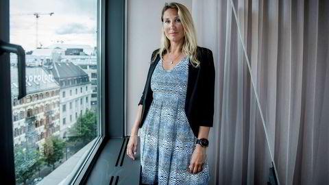 Sjefstrateg Erica Blomgren Dalstø i SEB mener bevegelsene i det norske rentemarkedet nå er så kraftige at det minner om stemningen under finanskrisen.