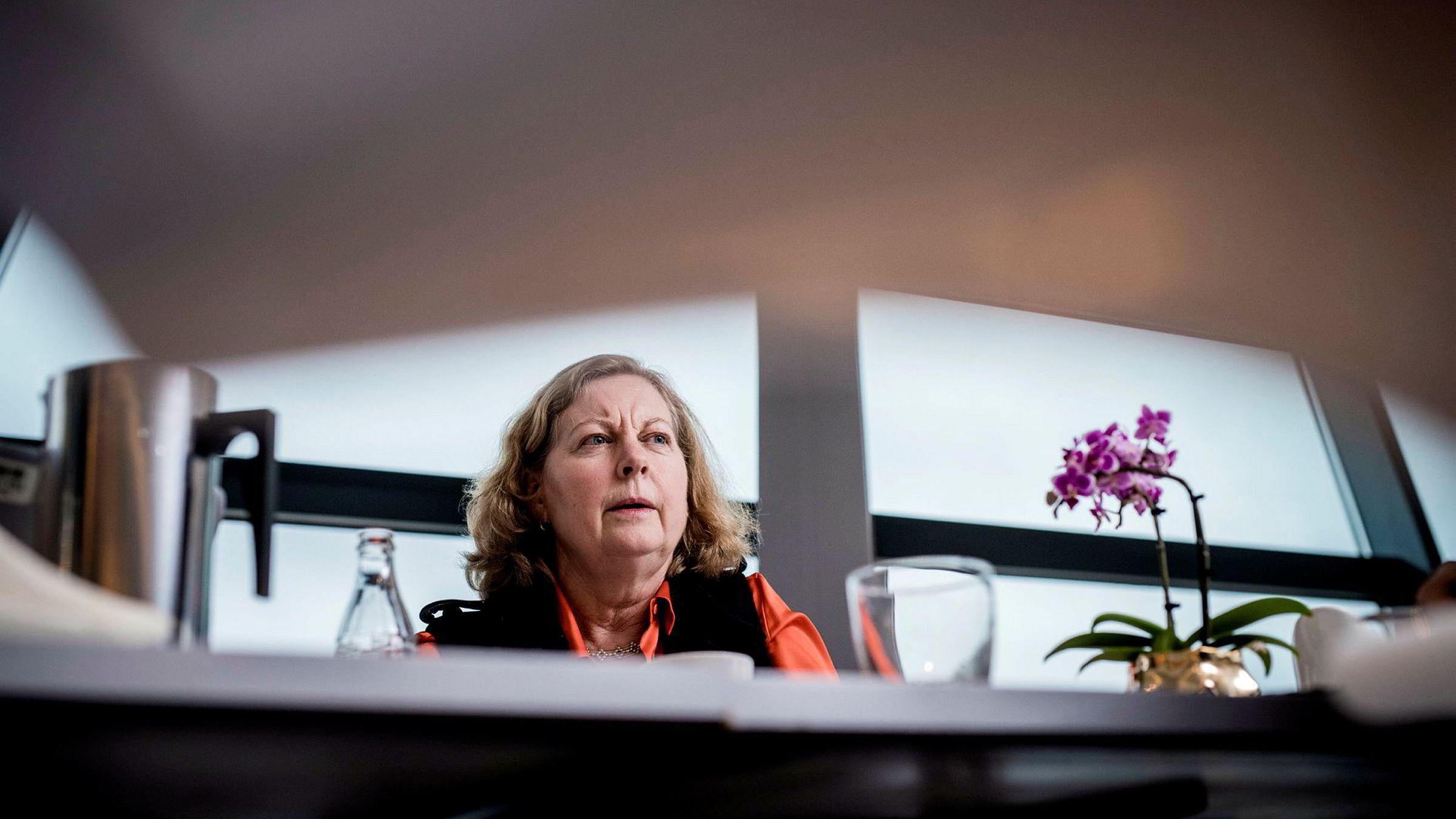 Konsernsjef i Telenor Norge, Berit Svendsen, har ansvar for konsernets mobilvirksomhet i Skandinavia.