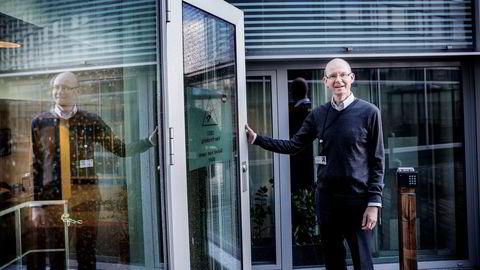 Nav-topp Geir Axelsen har søkt om å bli ny SSB-sjef.