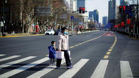 Asiatiske økonomier forbereder seg på svak økonomisk vekst – og i enkelte tilfeller en resesjon de neste kvartalene. Koronavirusutbruddet er årsaken.