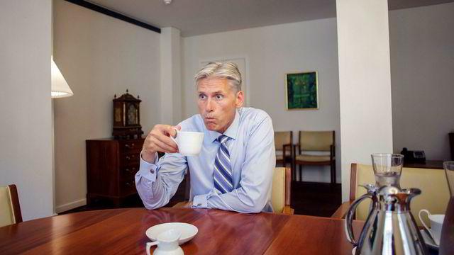 Oljefondet med i milliard- søksmål mot Thomas Borgen