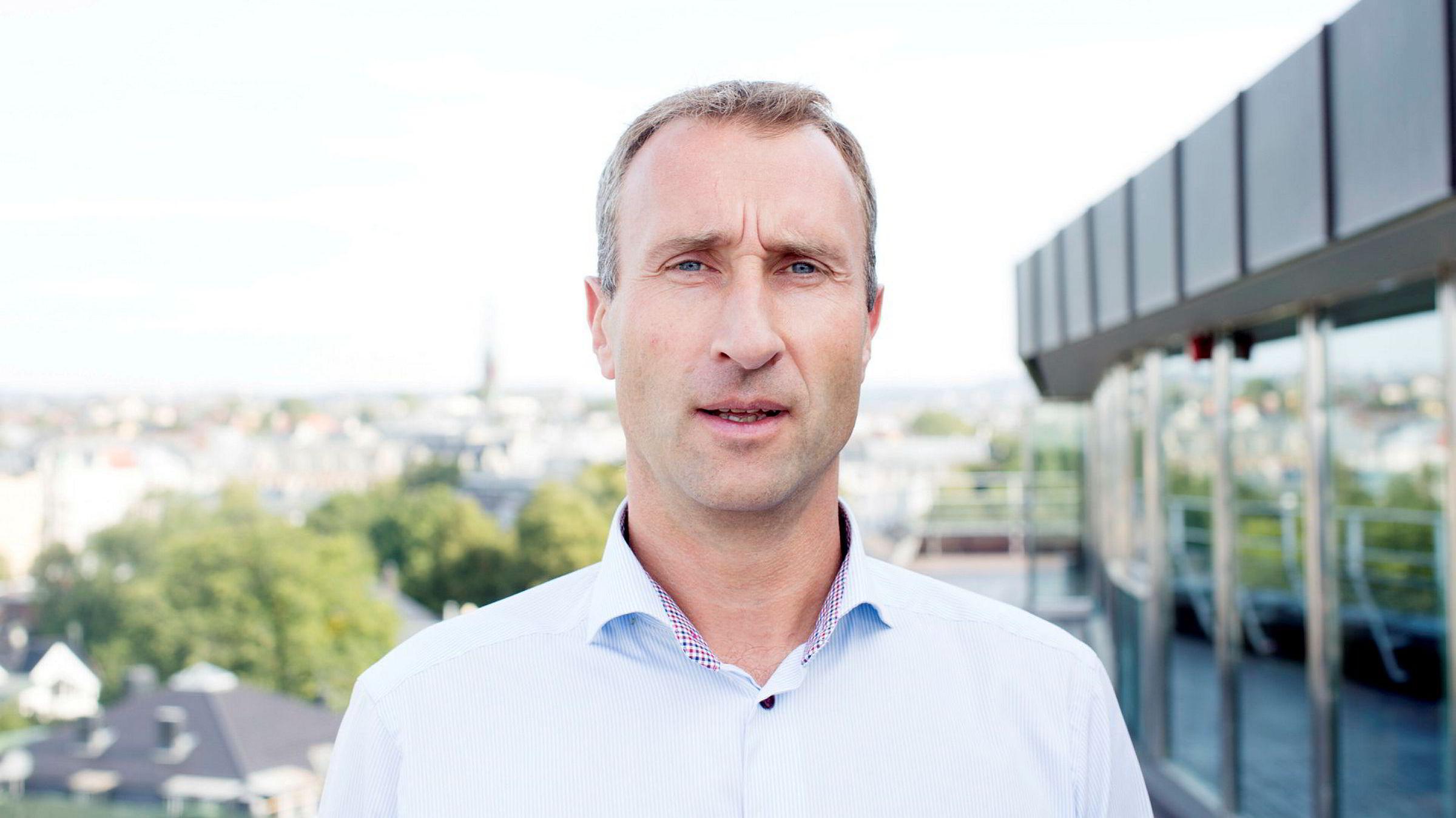 Administrerende direktør Ståle Rød i Skanska Norge må betale Mesta erstatning.