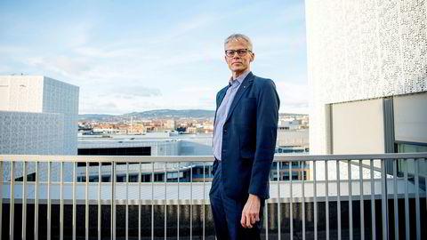 Skattedirektør Hans Christian Holte skal bli Nav-direktør. Det er et godt valg.