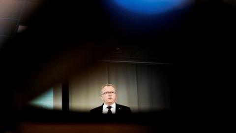 Statoil-sjef Eldar Sætre har god grunn til å være fornøyd. Liverpool vinner og milliardene renner inn.