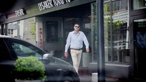 Bård Haukvik har levd godt på å selge aksjer til eldre investorer via ulisensierte «meglerhus».