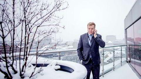 Gunnar Bjørkavåg slutter etter 18 år som konsernsjef i NHST Media Group.