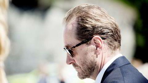 Torpedo pågrepet for å kommet med trusler mot Kjell Inge Røkke.