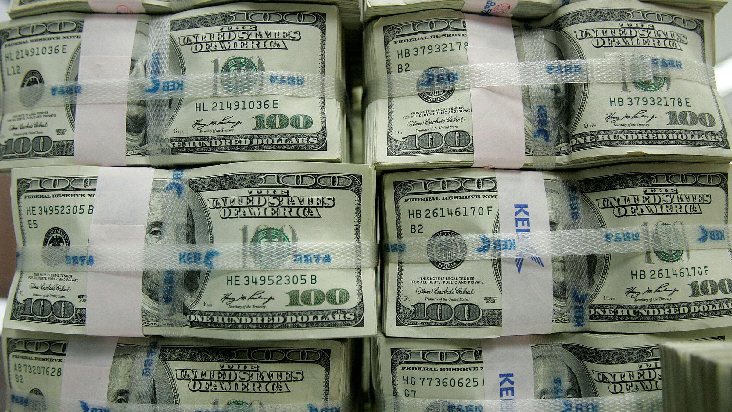 Sjefstrateg kaller sentralbankenes pengetrykking for gigantisk eksperiment.