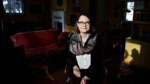 Esa-president Bente Angell-Hansen.