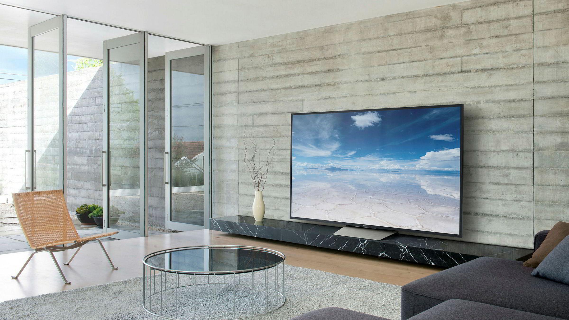 Vi har testet seks tv-er med 4K ultra-HD.