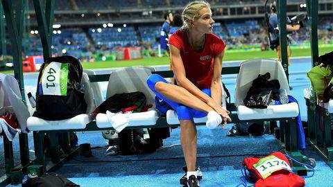 «Idrettens besluttende organer følger altså en svært så ulik praksis. Det gagner ingen, aller minst russiske enkeltutøvere», skriver innleggsforfatteren. Lengdehopperen Darja Klisjina var den eneste russiske friidrettsutøveren som fikk delta i Rio-OL- i 2016.