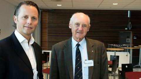Som et ledd i et generasjonsskifte ønsket Wilhelm Wilhelmsen å overdra den stemmeberettigede aksjen i Tallyman til sønnen Thomas Wilhelmsen allerede i 2011.