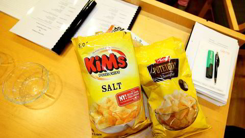 Maarud ønsker fortsatt å være eneste chips-fabrikant som bruker ordet «potetgull».