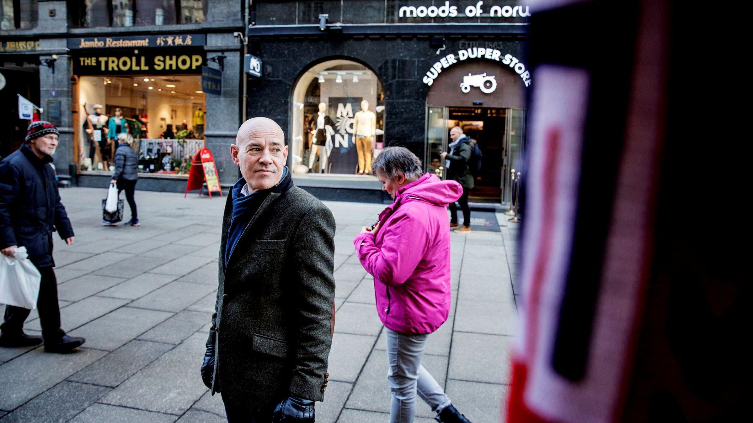 – Vi tror på en vekst i år på mellom tre og fem prosent, sier Bror William Stende, direktør for faghandel i Virke om årets «Black Friday».