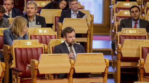 Kunnskapsminister Torbjørn Røe Isaksen.