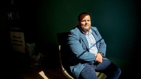 Gard Lehne Borch Michalsen slutter i Medier24 as og blir ny redaktør for E24