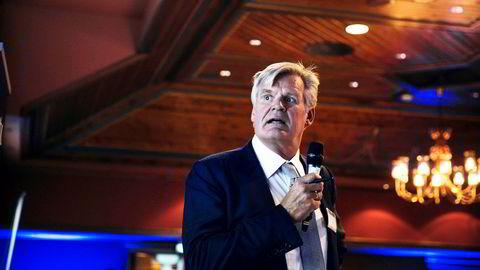 Tor Olav Trøim grunnla Borr Drilling i 2016. Han er fremdeles blant de største eierne og sitter i styret.