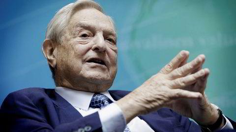 George Soros satset i januar over 60 millioner kroner på at Norwegian-aksjen skulle falle.