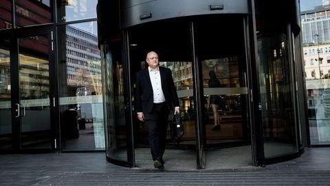 Jorge B. Jensen, fagdirektør for finans i Forbrukerrådet, mener det eneste som kan stoppe useriøse investeringsrådgivere er økonomiske sanksjoner. – Vi ser at dette er et tilbakevendende problem, sier Jensen.