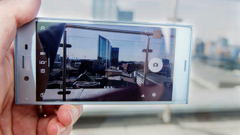 Sony Xperia XZs handler mye om kamera og supersaktefilm, men det er en utmerket telefon også på de fleste andre områder.