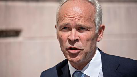 Finansminister Jan Tore Sanner legger onsdag frem statsbudsjettet. Blir det nye kutt i skatten på arbeidende kapital?