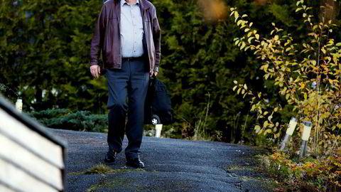 Jan Ingolf Kristiansen husket ikke stort under rettssaken, men torsdag ble han dømt til 2,5 års fengsel for grov skatteunndragelse.