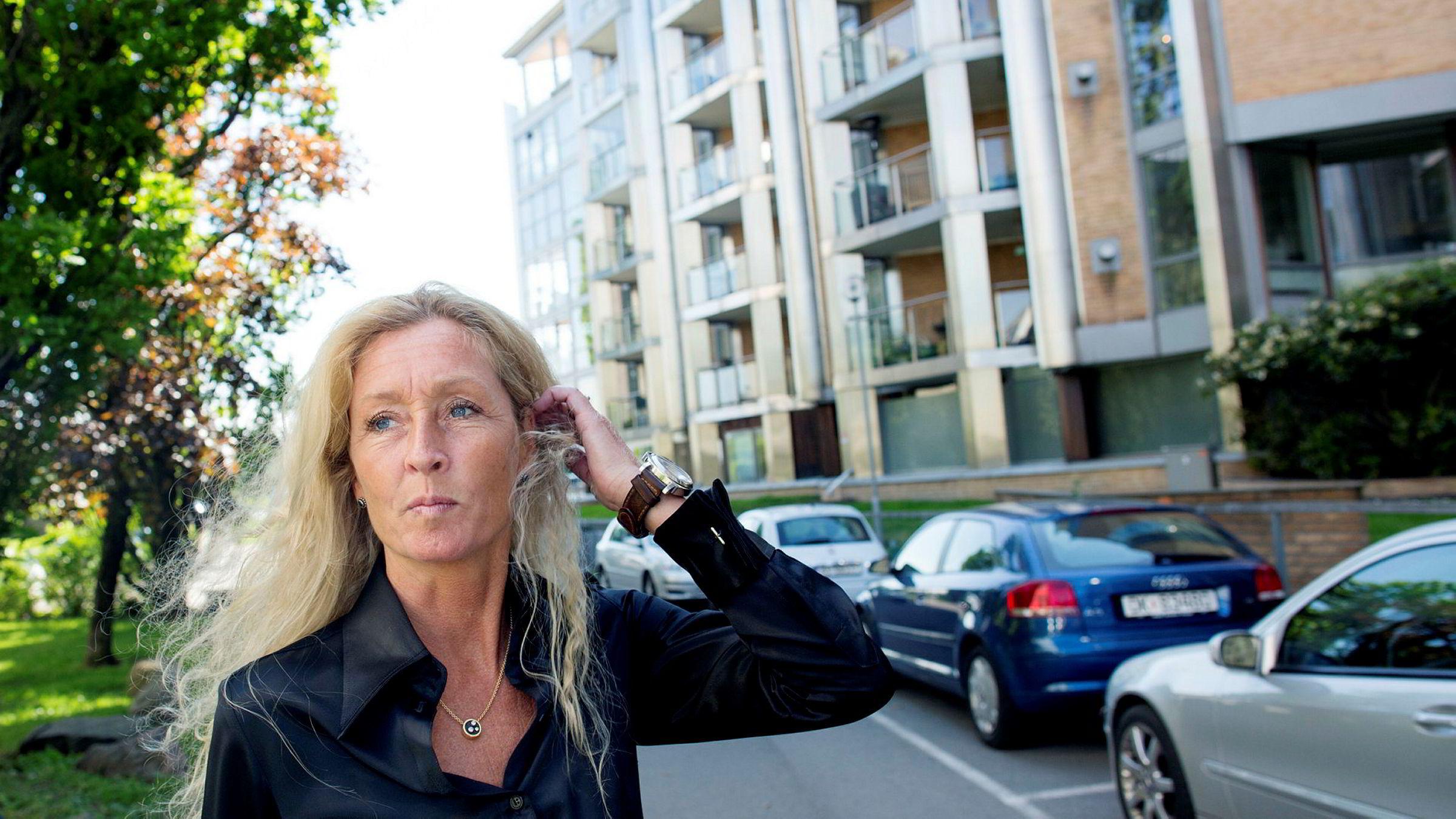 – Den største ubalansen i boligmarkedet akkurat nå er boliglånsforskriften, mener administrerende direktør Grethe Wittenberg Meier i Privatmegleren.