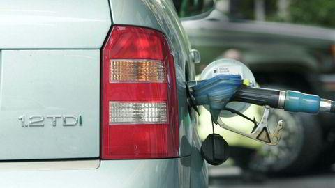 Det samlede tallet av petroleumsprodukter endte på 8,78 milliarder liter i 2016.