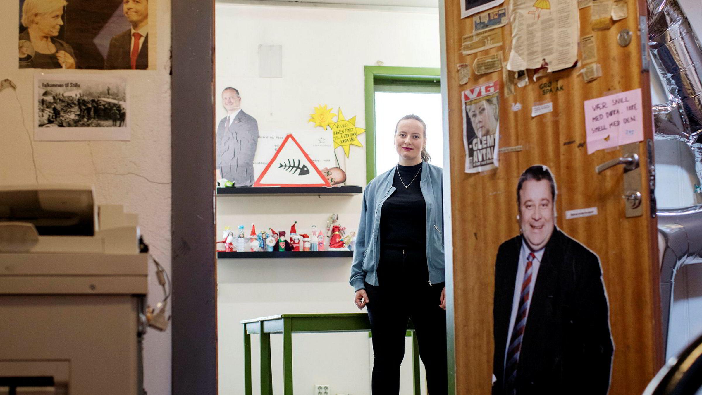 Leder i Natur og Ungdom, Ingrid Skjoldvær, opplevde denne uken nederlag i retten.