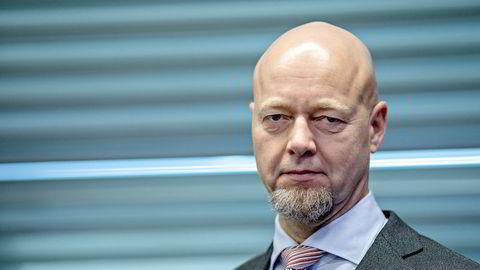 Gir Oljefondets sjef Yngve Slyngstad seg på topp?