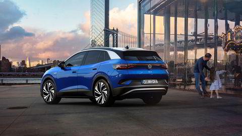 Volkswagen ID. 4 har debutert. Mye tyder på at det kan bli en suksess.