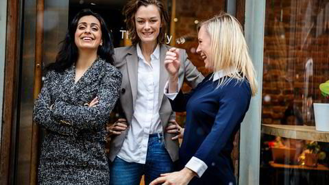 Aps stortingsrepresentanter Hadia Tajik, Anette Trettebergstuen og Lene Vågslid var tre av de seks unge politikerne Jonas Gahr Støre mente var gullrekken i partiet for fem år siden. Nå er det bare de igjen – og de vil fortsette.