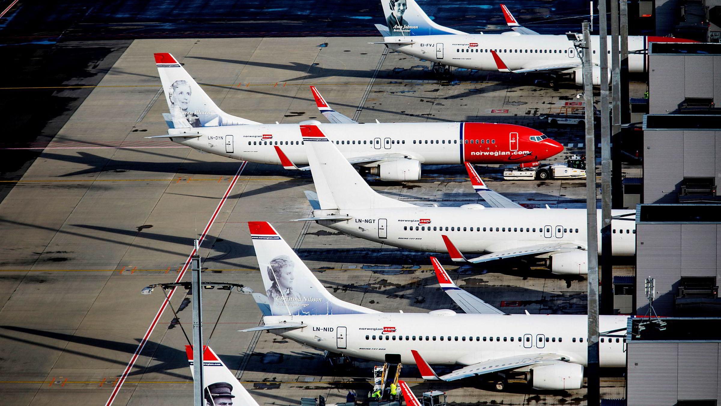 Norwegian er inne i sin dypeste krise noensinne.