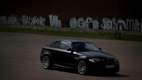 BMW 1 M Coupe er produsert i begrenset antall, og er allerede en klassiker. Bildet er fra 2011.