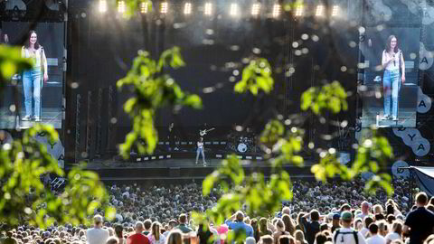 Øyafestivalen er blant arrangementene som avlyses i år på grunn av koronaviruset.