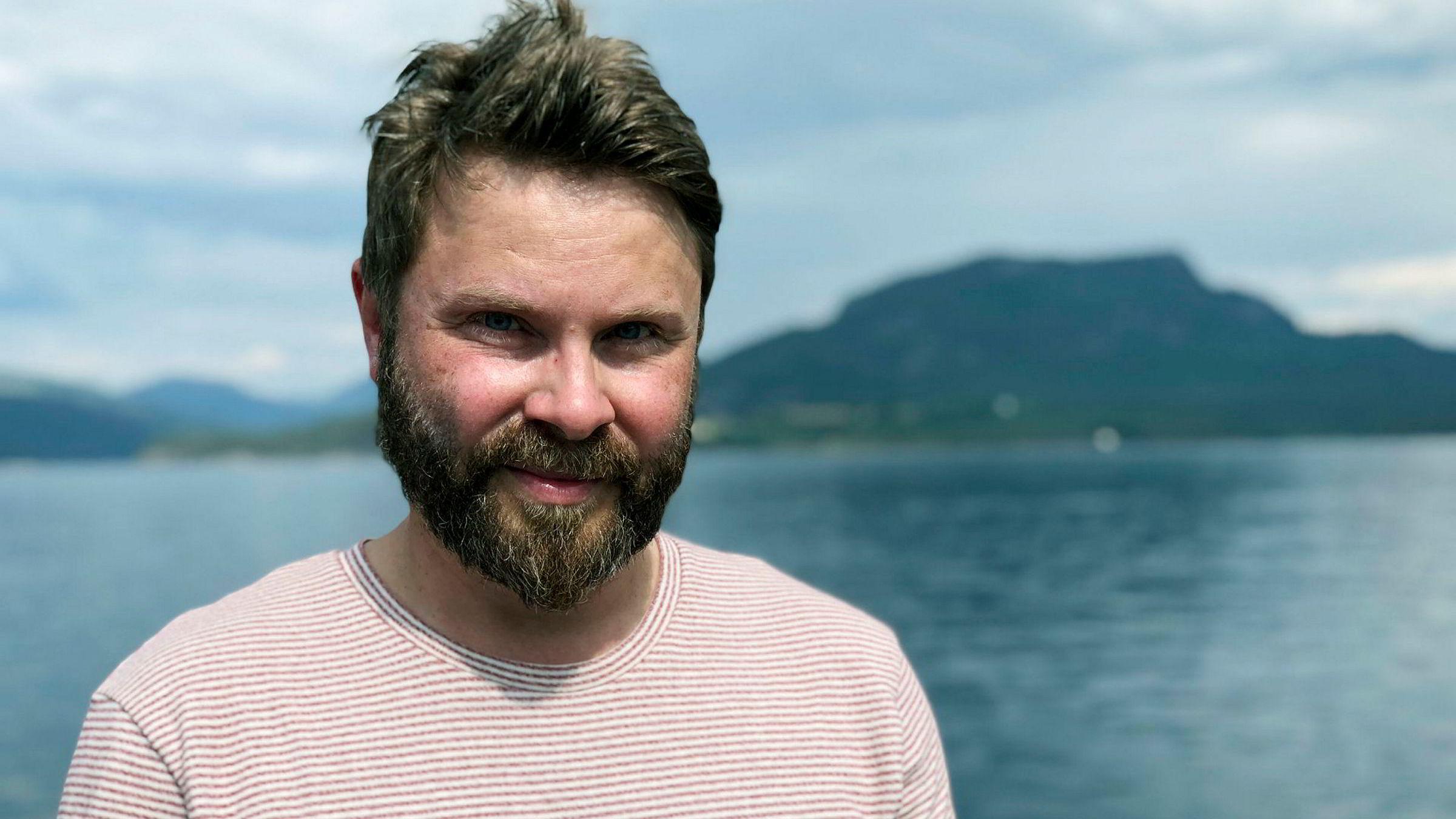 Styreleder i Pexip Kjell Skappel gleder seg over sommeren på hytta med familien, samt gode tall og en Google-godkjenning som kom på plass etter 18 måneders arbeid i kulissene.