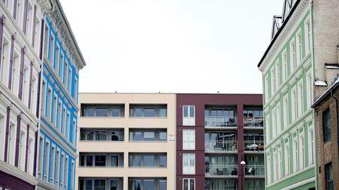 Boligbyggelaget Obos melder om sterk prisoppgang på boliger i Oslo i april.
