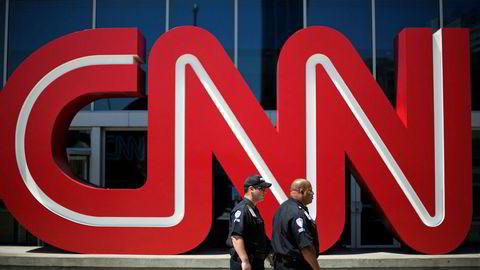 Tre CNN-journalister sa opp etter at Trump-artikkel ble trukket.