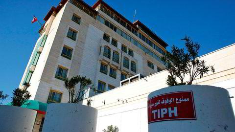 Hotell Al Mezan Tower har tjent som hovedkvarter for TIPH, de siste elleve årene den internasjonale observatørstyrken opererte på Vestbredden.