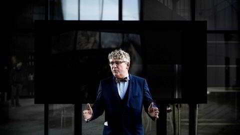 – Det var et myndighetskrav for å kunne utvikle Grevlingfunnet frem til produksjon at vi fikk med en tredje partner i lisensen, sier Okea-sjef Erik Haugane.
