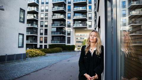 Nejra Macic i Prognosesenteret synes det er rart av renteøkningene ikke ser ut til å bite på boligkjøperne.