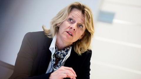 – Nå hoper det seg opp med olje, og verdensøkonomien er fallende, sier prorektor og professor Hilde Bjørnland ved Handelshøyskolen BI.