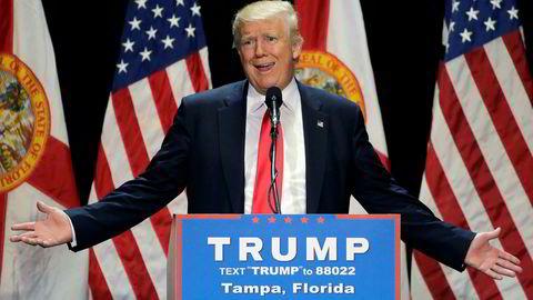 Donald Trump sier han vil trekke USA ut av handelsavtalen TPP så snart han inntar presidentstolen.