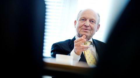 Advokat Harald Røer er en av tre tiltalte etter konkursen i GMM Holding.