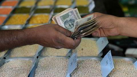 India og andre fremvoksende økonomier i Asia kan bli vekstmotoren i verden de neste årene.