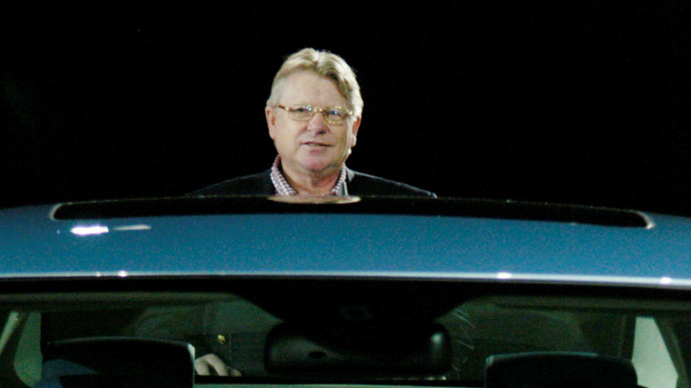Gunulf Bergheim har tjent mye penger på bilsalg. Nå er det slutt. Arkivbilde fra 2005